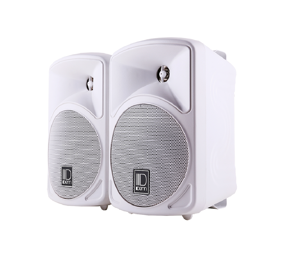 "4"" Wall Mount Speaker (With Matching Transformer 2-16 Watts)"