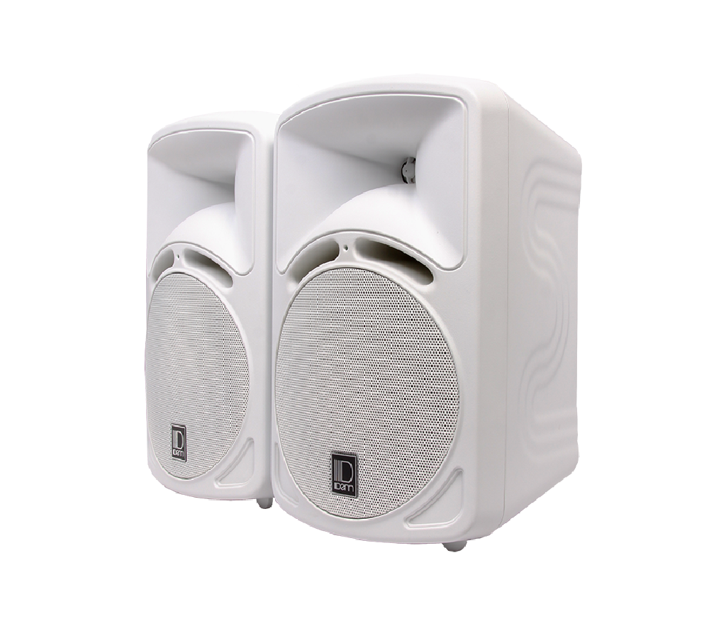 "6.5"" Wall Mount Speaker (With Matching Transformer 4-40 Watts)"