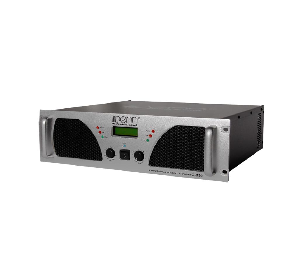 2-Channel Power Amplifier