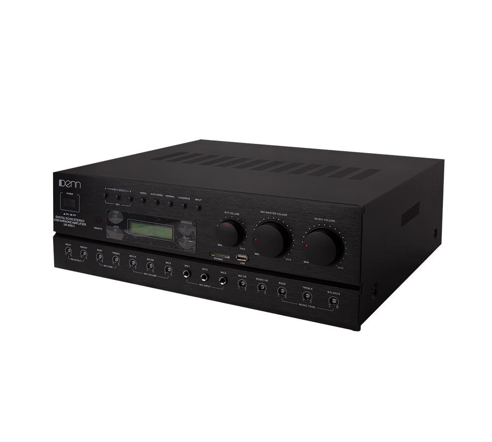 Digital Echo Stereo USB Karaoke Amplifier