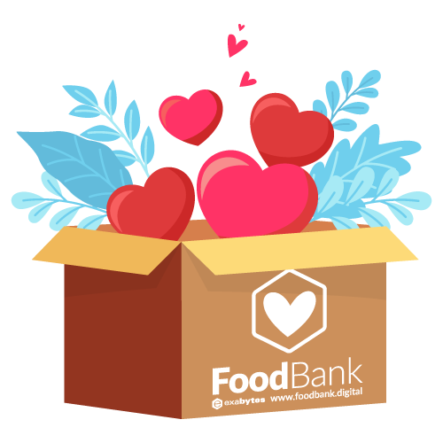 FoodBank digital | EasyStore