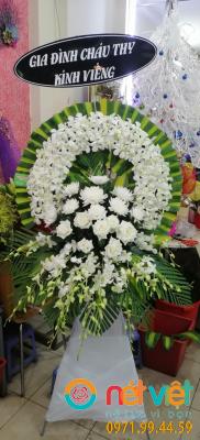 Hoa viếng đẹp