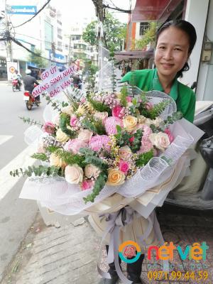 bó hoa