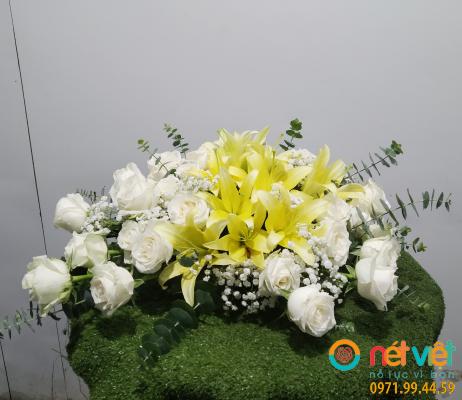 Hoa viếng - K1587