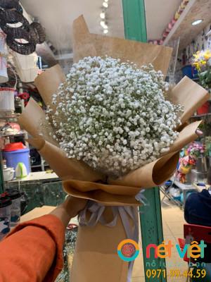 hoa như mẫu