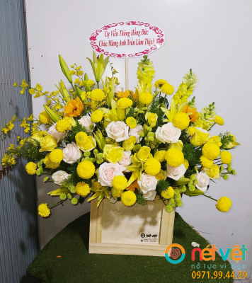 hộp hoa sn nam