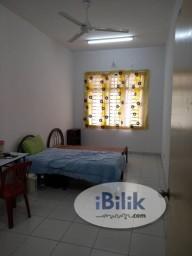 Room Rental in Johor - Bring luggage only, Indahpura kulai. mattress, bedframe, table chair provided