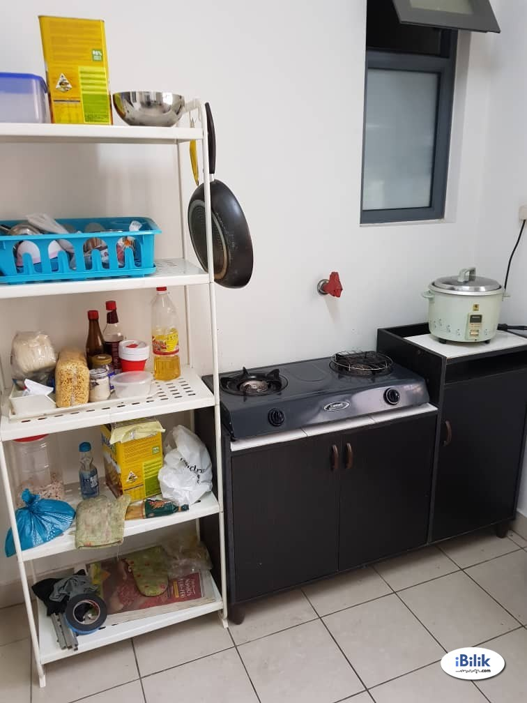 Bukit Jalil Covillea Fully Furnished Middle Room for Rent