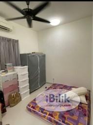 Room Rental in Kuala Lumpur - Single Room at The Z Residence, Bukit Jalil