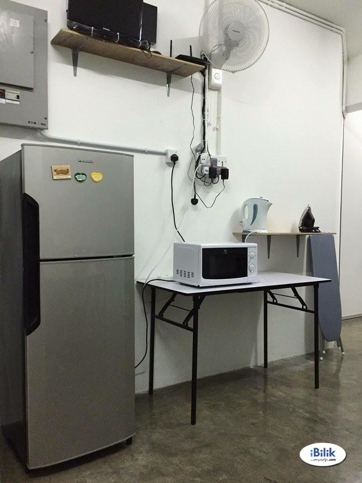 Rangoon Student Hostel Georgetown | Fully Furnish | Ready For Move In | Free Wifi