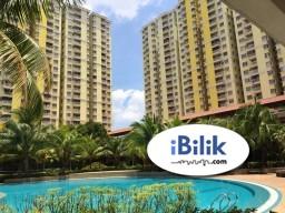 Room Rental in Kuala Lumpur - Middle Room at Platinum Lake PV10, Setapak