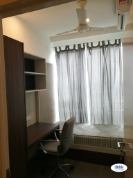 Room Rental in Selangor - Newly Renovated Rooms in Garden Plaza @ Cyberjaya - For Ladies Only