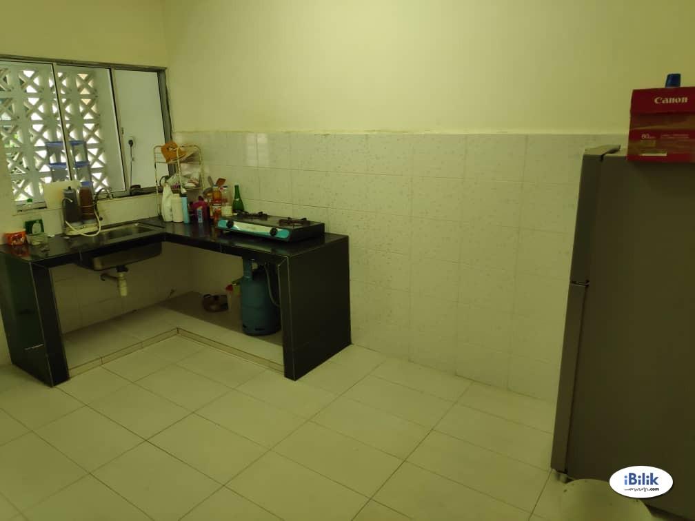 middle room at Bandar Kinrara, Puchong