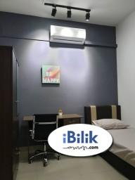 Room Rental in Kuala Lumpur - Small Room 636 at Parkhill Residence, Bukit Jalil (Near LRT , APU, TPM)