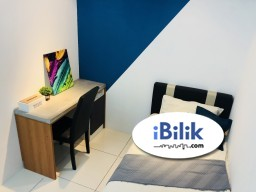 Room Rental in Malaysia - 🛏Single Room with Fully Furnished at Kuchai Lama, Kuala Lumpur