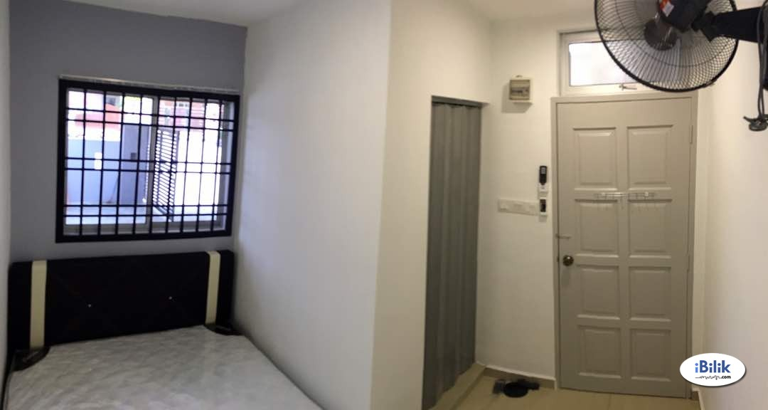 Master Room at Century Garden, Johor Bahru, Serene Park, CIQ, KSL, Taman Pelangi, Taman Sentosa