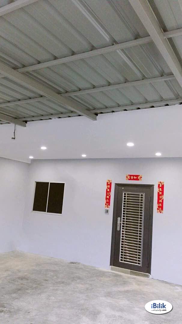 Master Room at Century Garden, Johor Bahru, Taman Sentosa, Taman Pelangi, Taman Sri Tebrau