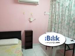 Room Rental in Melaka - Middle Room at Town House Kota Laksamana, Bandar Melaka