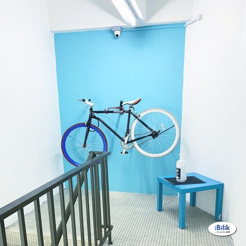 Room For Students & Working Adult In Town: Walking Distance To > UOW-KDU, The One Academy, Reliance College, ATC College