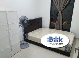 Room Rental in Kuala Lumpur - ⭐ [FREE Utilities Incl AC] Fully Furnished Single Room at The Havre, Bukit Jalil (walking distance to Aurora Mall / Pavilion 2) (Female Preferable)