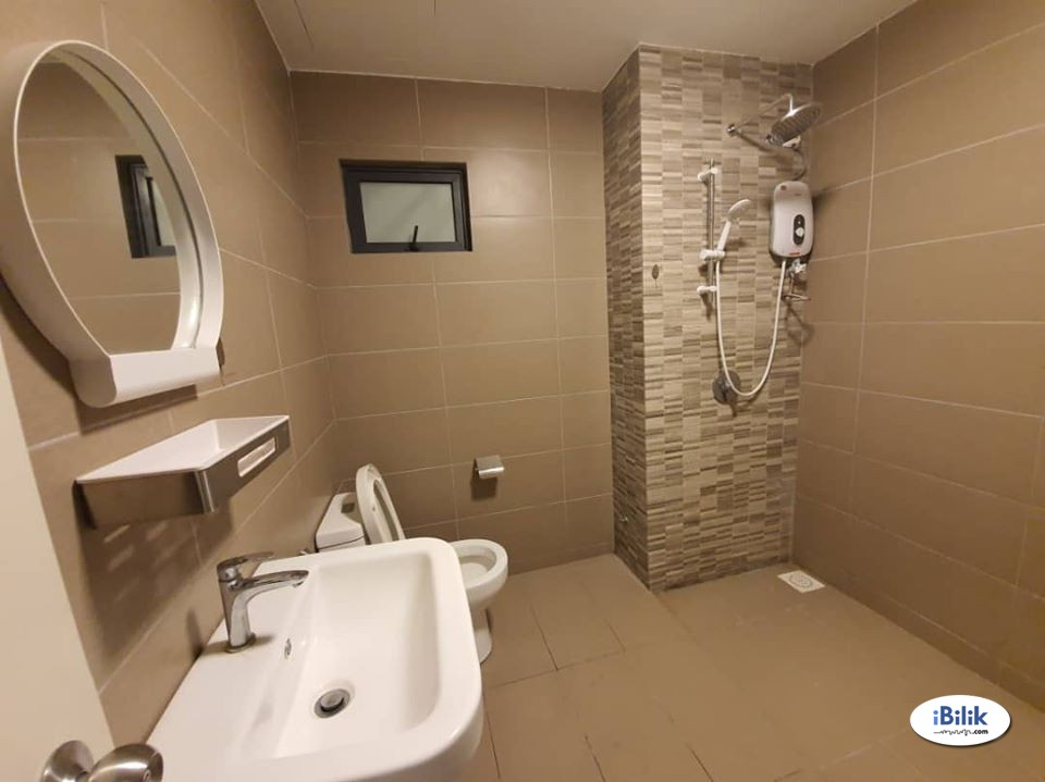 ⭐ [FREE Utilities Incl AC] Fully Furnished Single Room at The Havre, Bukit Jalil (walking distance to Aurora Mall / Pavilion 2) (Female Preferable)