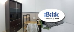 Room Rental in Malaysia - Actual photo 1 Pax King Size Bed Middle Room at The Zest | Bukit Jalil Highway