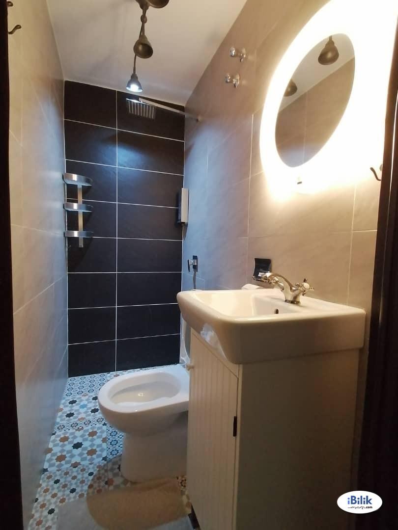 Include Utilities ! Private Room + Private Bathroom  at Taman Pertama near KL Sentral KLCC Bukit Bintang TRX