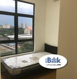 Room Rental in Malaysia - Middle room at Casa Green  Bukit Jalil, Kuala Lumpur