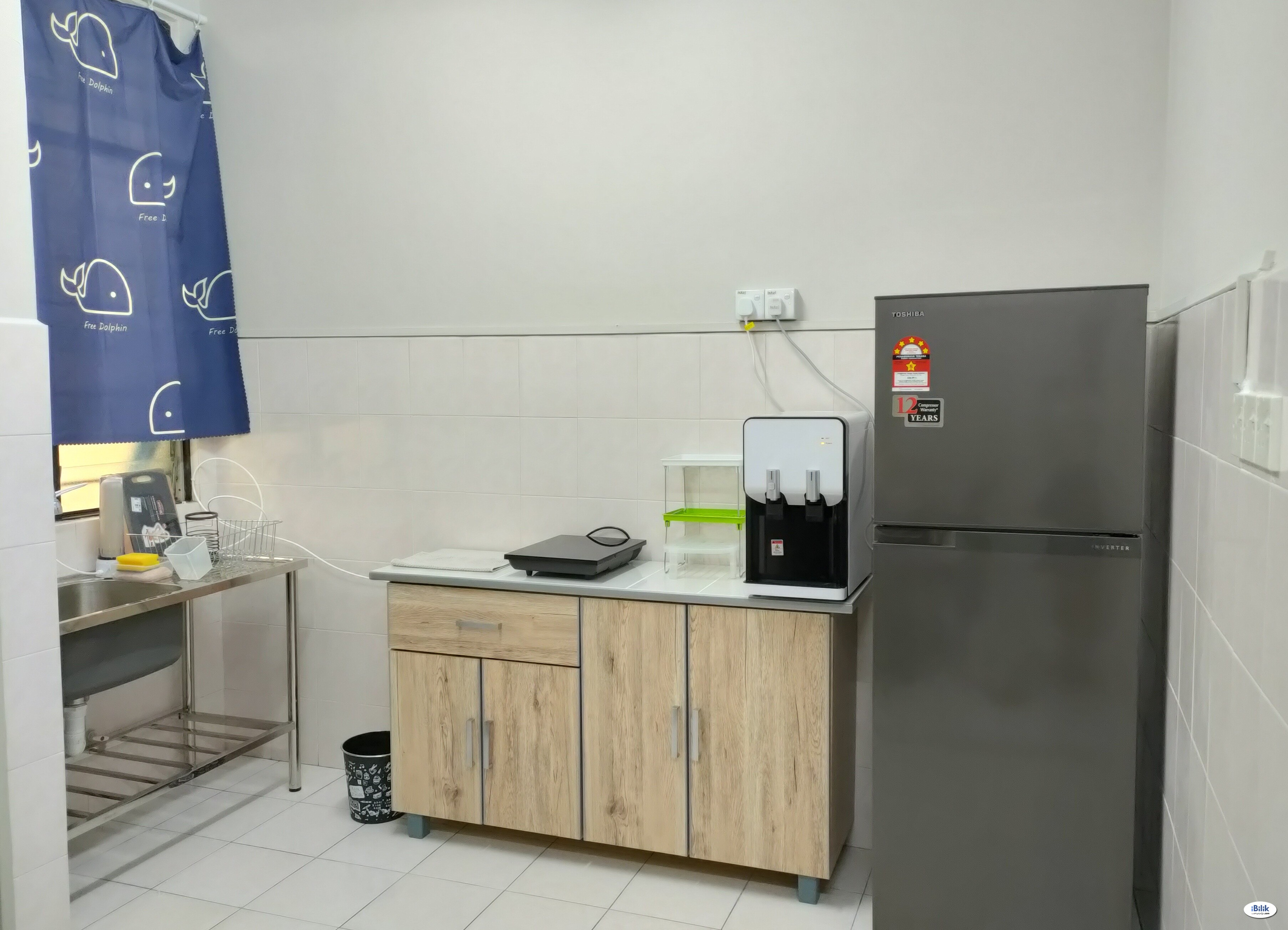 Comfortable Single Room at Bukit Beruang, Melaka