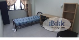 Room Rental in Malaysia - Middle Room at Bukit Jalil, Kuala Lumpur (All Female Unit)