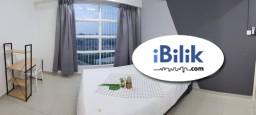 Room Rental in Malaysia - Nice View Comfortable Private Bathroom Master Room at Bukit Jalil, Kuala Lumpur