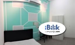 Room Rental in  - Nice Single Room at D'Sands Residence, Old Klang Road (Next to KTM)
