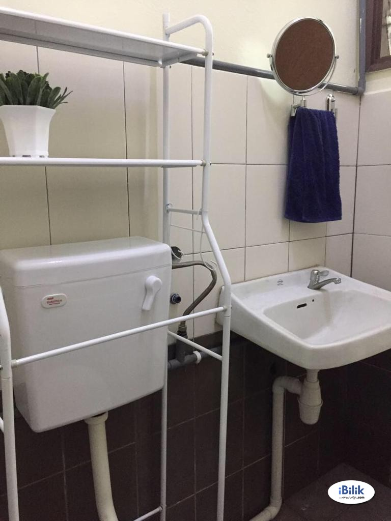 Clean Affordable Single Room near INTI