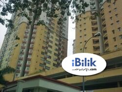 Room Rental in Kuala Lumpur - Single Room at Mawar Apartment, Sentul
