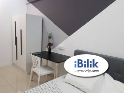Room Rental in Malaysia - Clean & Comfortable room at Bandar Kinrara, The Zest, beside Bukit Jalil Highway, Kuala Lumpur