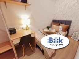 Room Rental in Malaysia - Fully Furnished Middle Room at SS13 FREE WIFI  (FREE SHUTTLE BUS to sunway, inti, monash)