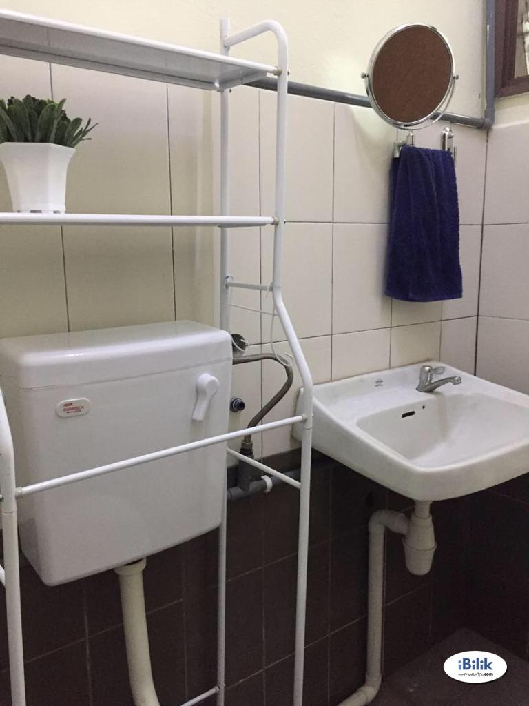 LOW RENTAL CLEAN Single Room Near INTI