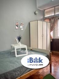 Room Rental in Selangor - 0% DEPOSIT ❗ Middle Room at SS3, Petaling Jaya with WIFI & Comfortable Private Room