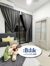 Room Rental in Malaysia - RM650 Middle Room Bukit Jalil, Beside LRT??!!!