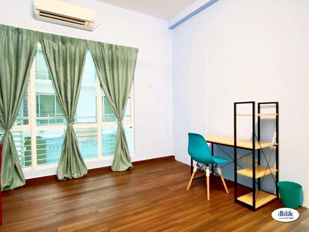 Master Room at Cova Square, Kota Damansara