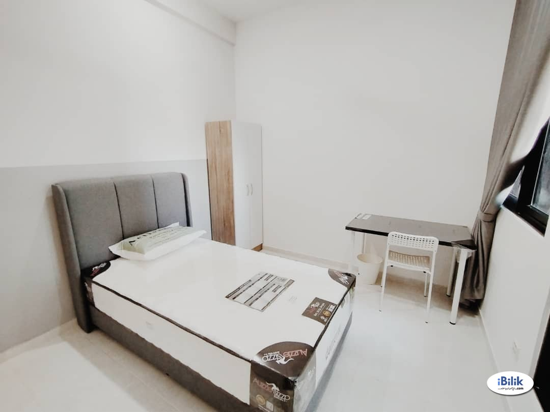 Evoke Residence - Small Room (Fully Furnished)