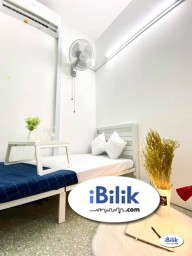 Room Rental in Selangor - Zero Deposit 👍 Middle Room at Section 14, Petaling Jaya ⛳