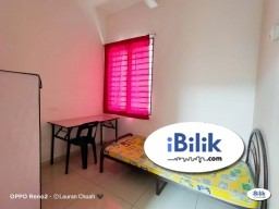 Room Rental in Petaling Jaya - No Deposit~ Middle Room at BU2, Bandar Utama Near MRT Station, Shopping Mall