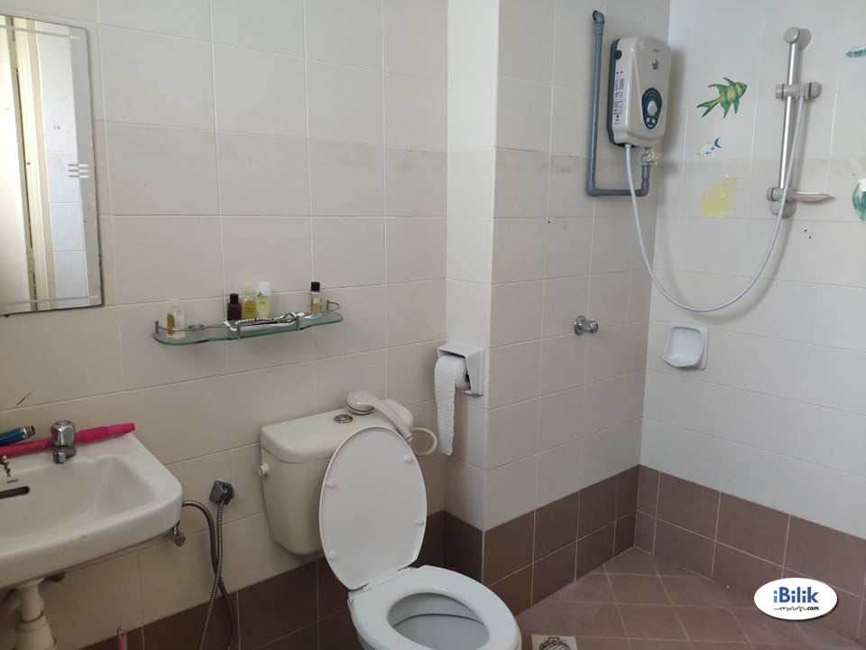 Middle Room at Seremban 2, Seremban