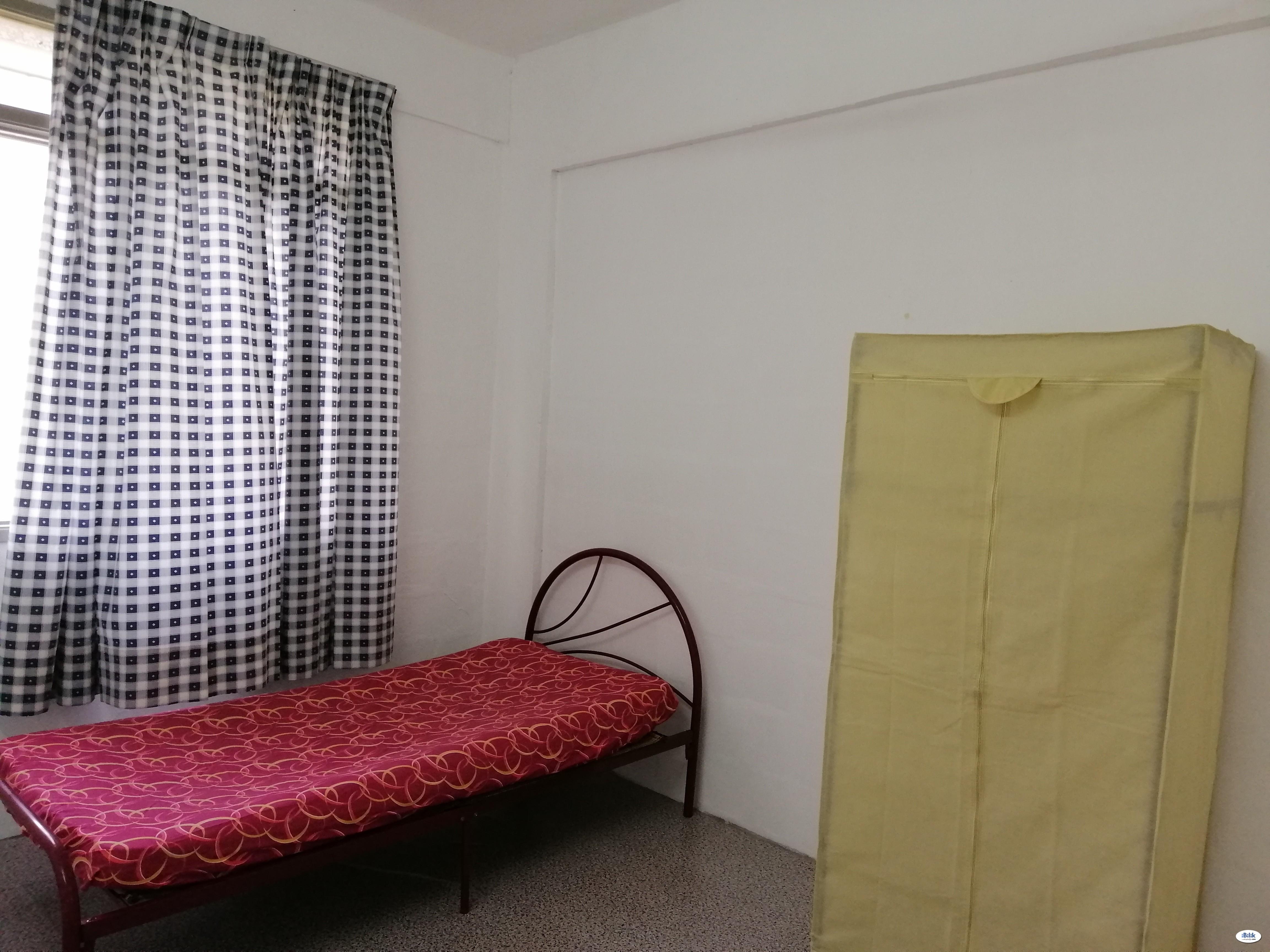 Bukit Mertajam fully furnished include utilities