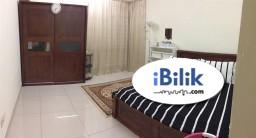 Room Rental in Kuala Lumpur - PV2 Furnished Condo (Medium Room) @ KL East, LRT Taman Melati
