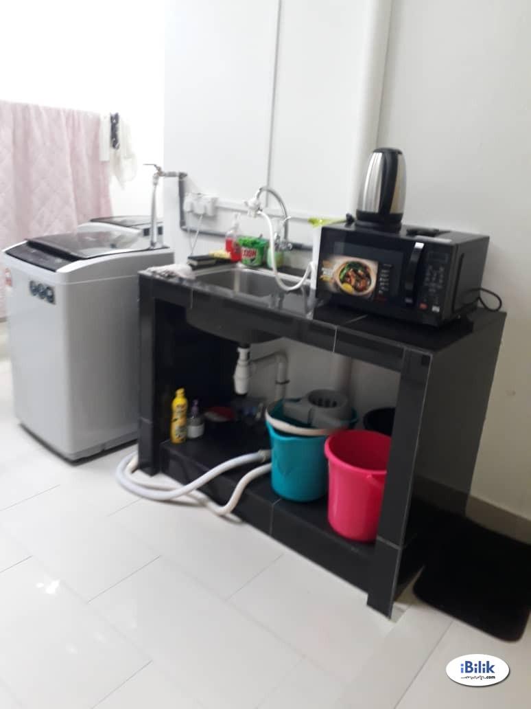 Free 1 month rental! Thomson Hospital 🏡 Fully Furnished Single Room at Cova Suites, Kota Damansara