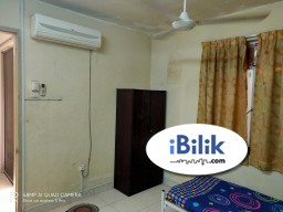 Room Rental in Selangor - Cyberia Smarthome furnished NONsharing middle room RM360 airconditioned.