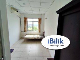 Room Rental in Selangor - Cyberia Smarthome furnished NONsharing middle room RM350 airconditioned.