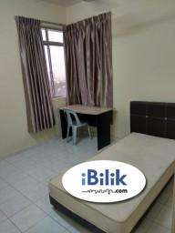 Room Rental in Kuala Lumpur - PV5 Condo (Furnished Room) @ KL East, LRT Taman Melati